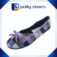 2016 Style populaire Ballet Lady Flat Chaussures Femme
