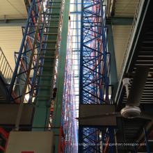 Warehouse Automatic System Retrieval System