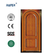 Классический стиль 100% натуральные деревянные двери (РА-N033)