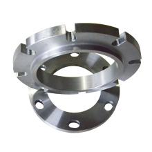 Aduana de fábrica hace aluminio/acero inoxidable acero/latón piezas de mecanizado de CNC