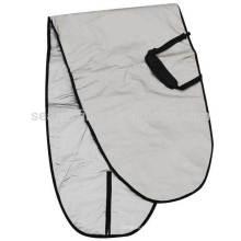 2017 silver color with Cali bear design sup bag/70sup bag