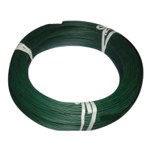 PVC coated wire colorful wire diameter 0.8mm-4mm