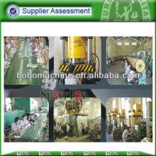 Stainless steel flatware production line
