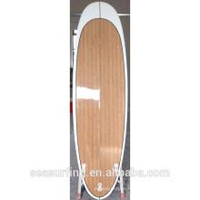 мульти Размер рыбы каяк бамбука лонгборд Руж весло доски для серфинга~~!