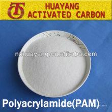 800W-2200W HMW anionisches Polyacrylamid APAM Wasseraufbereitungsflockungsmittel