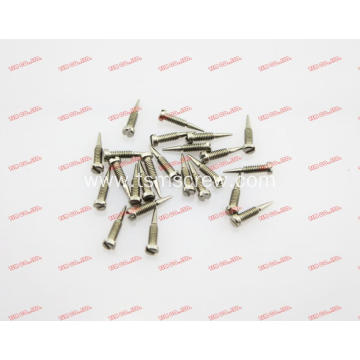Full Thread Spring Hinge Self Align Screw