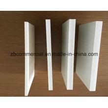 Placa de espuma de PVC placa de espuma de PVC