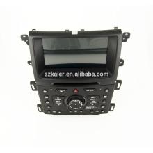 8''car reproductor de dvd, fábrica directamente! Quad core, GPS, DVD, radio, wifi bluetooth, wsc, ipod ford-2013edge