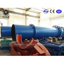 Machine de séchage à charbon rotatif en usine avec Ce