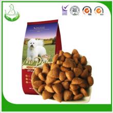 alimento natural para perros de carne pura