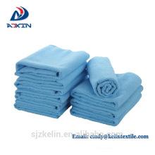 Personalized microfiber orange color 16*16inch quick dry car towel Personalized microfiber orange color 16*16inch quick dry car towel