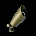Solid Brass Lawn Light Fixture