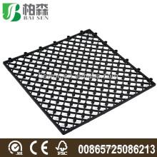 Interlocking Plastic Base for WPC Decking Tile