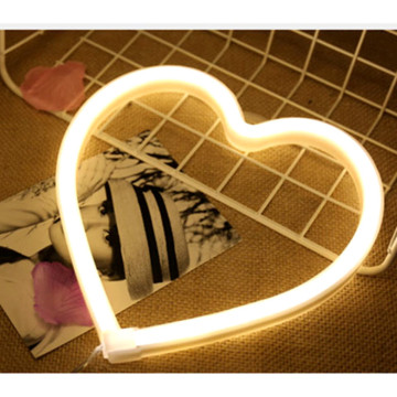 Neon Heart Wall Lights Signs Köp Online