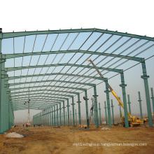 Metal workshop building steel structure warehouse/steel structure fabrication