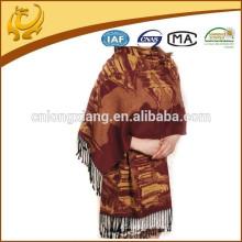 Custom Design 2015 New Latest China Factory Price 100% Fabricantes de xálias de seda Pashmina
