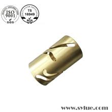Pequeña cantidad de eje de cobre mecanizado Ningbo