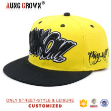 Fashion New Style Snapback Hat Chapéu Snapback Atacado Cheap Caps / Hat