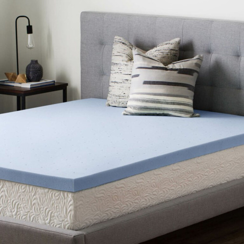 Comfity Front Sleep Friendly Foam Colchón Topper Full