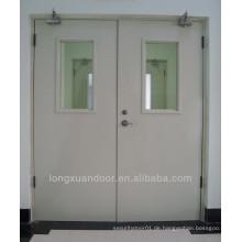 Sichere Stahlfeuerfeste Türen mit Schubstange für die Schule Qualitätswahl