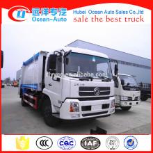 Dongfeng Kingrun 14 Tons Manual Compression Garbage Truck