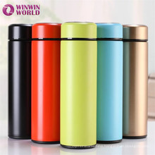 Twin Wall Stainless Steel Vacuum Warm Portable Thermos Cup
