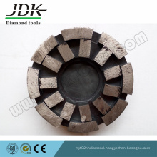 Satellite Grinding Wheel for Granite Diamond Abrasive Block Plate