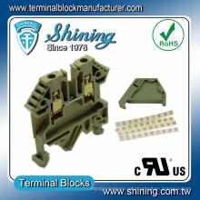 TF-2.5 2.5mm Igual a Phoenix Contact Conector del bloque de terminales
