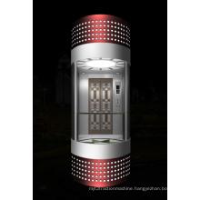 Mrl Glass Elevator Kjx-101g