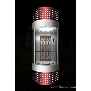 1600kg Big Glass Elevator