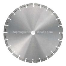 Grelha de polimento irregular e roda de areia