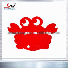 customized all shape colorful car magnet