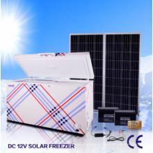 Холодильник с морозильной камерой постоянного тока на солнечной батарее