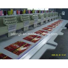 6 Heads 9 Needle Computerized Embroidery Machine (TL-906)