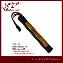 Hot Sell Firefox-1600mAh 11.1V-20 c Li-Po Li-Polymer-Stick-Akku
