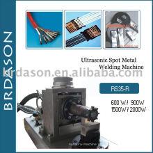 Máquina de soldadura ultra-sônica do metal 20KHz / 35KHz