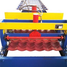 Glasad Tile Roll Forming Machine