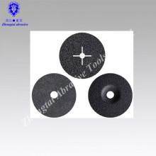 """Disco de fibra de carburo de silicio flexible 4.5 """"fábrica P60"""
