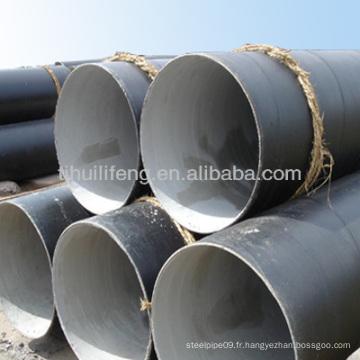 Tuyaux en acier linded en chrome produits à forte demande