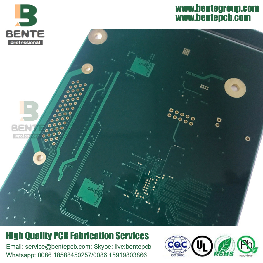 FR4 Tg150 PCB standard 1oz 2 couches