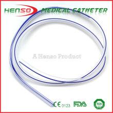 Tubo de drenagem canalizado redondo de silicone HENSO