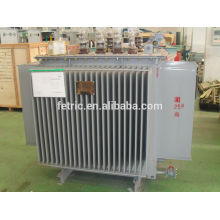 Three phase 50HZ 60HZ oil immersed transformer 13200-440V