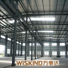 Wiskind Nouvel atelier 2016 préfabriqué en acier