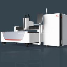 CNC Fiber Laser Metal Sheets Cutting Machines