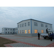 Prefabricated Steel Structure Commercial Workshop (KXD-SSW1431)