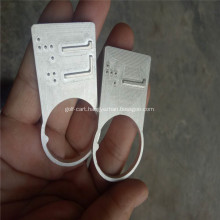 CNC Engraving milling Aluminum spare part and panel