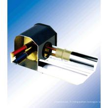 Collecteur solaire type U Pipe (SPU-58-1800)