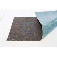 Waterproof Blue Foam Cover Fleece for Floor Protecting