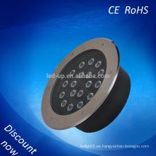 IP65 luz subterránea del LED, luz al aire libre llevada
