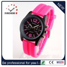Genf Uhren, Uhren Mujer Armbanduhr, Frauen-Kleid-Uhr (DC-374)